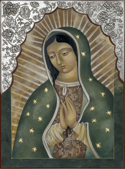 Guadalupe - Mary Jane Miller