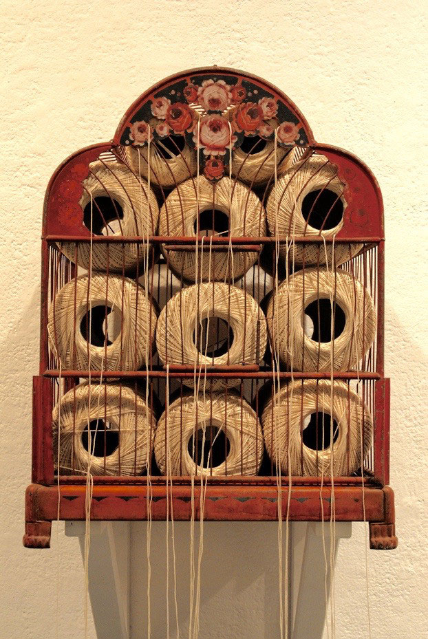 Marianne Lettieri - Skeins Of Time