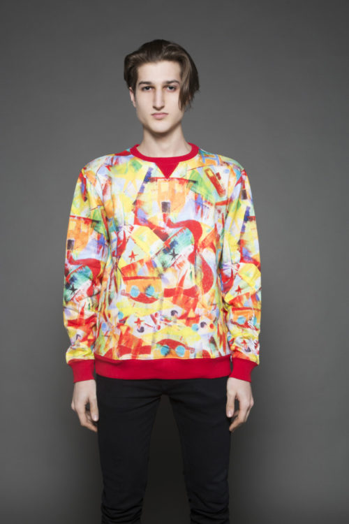 Pullover | PS100 | Victor Atkins