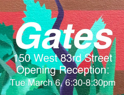 "Ben Cowan ""Gates"" at 150W83 Gallery"